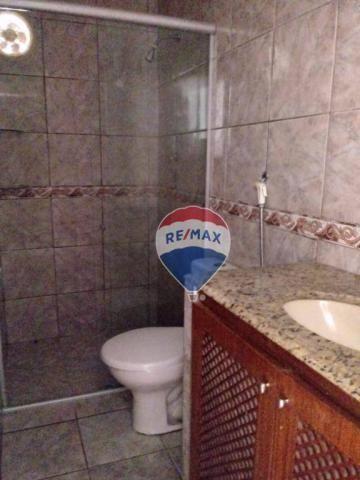 Casa com 2 dormitórios para alugar, 55 m² por R$ 780,00/mês - Cidade 2000 - Fortaleza/CE - Foto 15