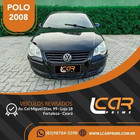 Polo 2008/ Completo/ Exclusivo/ Couro/ Multimídia