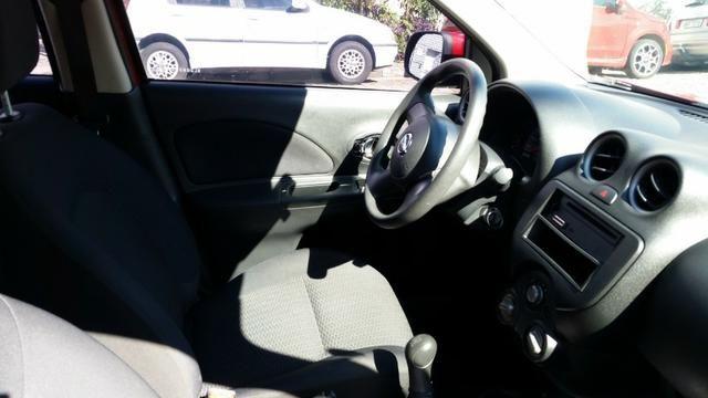 Nissan march 1.6s flex 2013 - completo - Foto 3