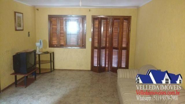 Velleda oferece casa 500 metros do mar em pinhal, central - Foto 13