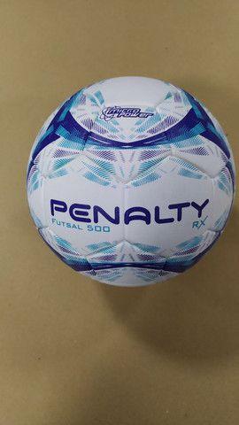 Bola Futsal Penalty RX R1 - Foto 2