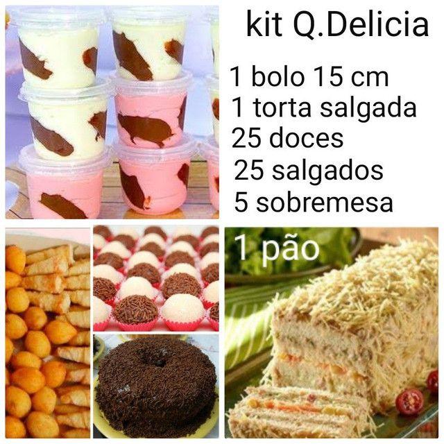 Kit festa delicia