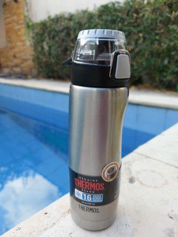 Garrafa térmica (squeeze) - Thermos 530ml