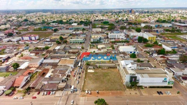 Ótimo Terreno para locação, Frente Para Av. Carlos Gomes, Sub Esquina com Rafael Vaz e Sil - Foto 3