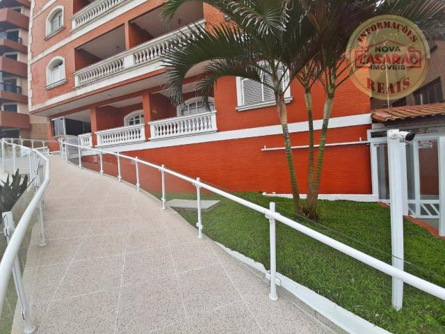 Apartamento com 3 dormitórios à venda, 115 m² por R$ 320.000 - Tupi - Praia Grande/SP - Foto 18