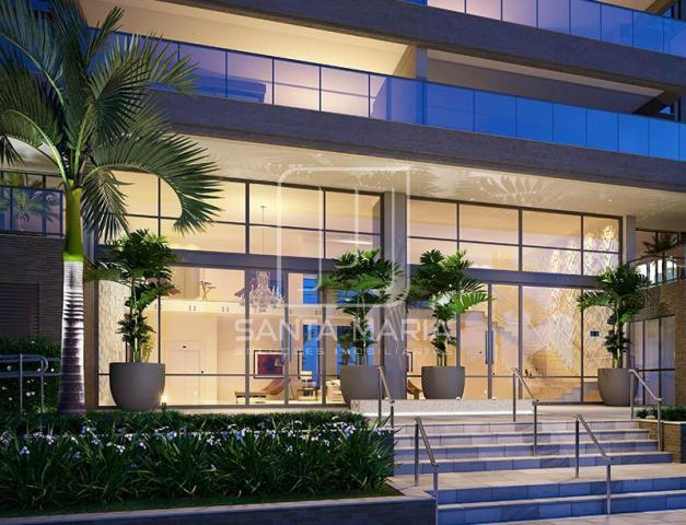 Apartamento à venda com 4 dormitórios em Res morro do ipe, Ribeirao preto cod:64605 - Foto 11