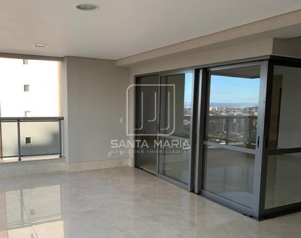 Apartamento à venda com 4 dormitórios em Res morro do ipe, Ribeirao preto cod:64605 - Foto 2