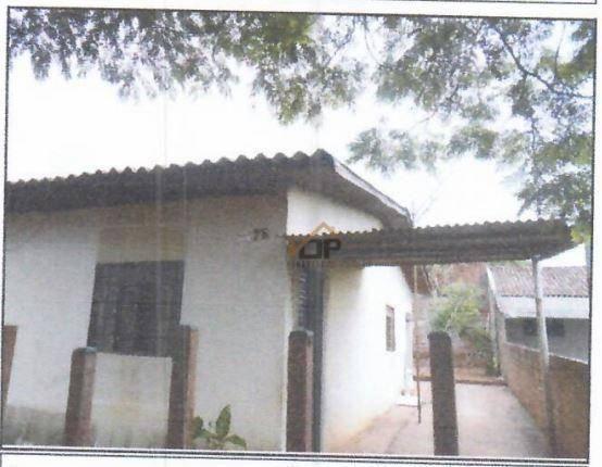 Casa com 3 dormitórios à venda, 70 m² por R$ 94.703,86 - Jardim Vitória - Cianorte/PR - Foto 2