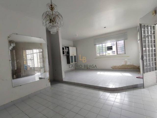 Casa residencial ou comercial,com 3 dormitórios para alugar, 160 m² por R$ 3.500/mês - Jat - Foto 3
