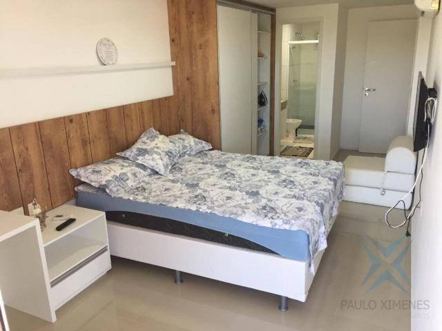 Apartamento Solarium, com 3 dormitórios à venda, 87 m² por R$ 450.000 - Porto das Dunas -  - Foto 11