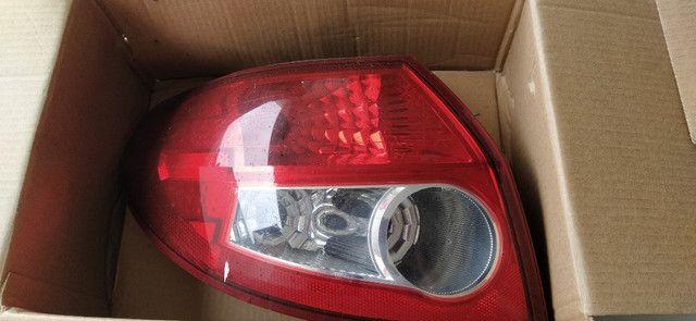 Lanternas traseiras (par) ford ka 2008-2013 Originais - Foto 4