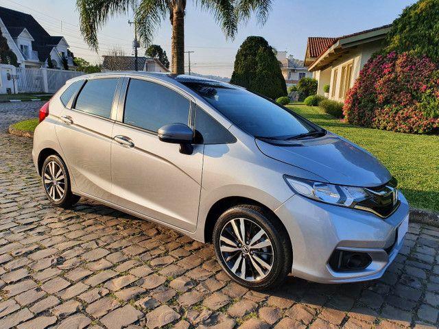 Fit Ex 1.5 Automatico 2018 Unica Dona Baixo km 44000.