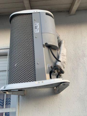 Ar acondicionado Electrolux 12.000 BTU quente/ frio