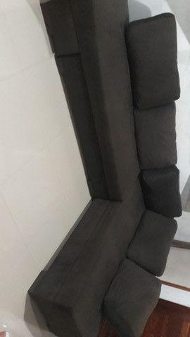 Vendo sofá  bem conservado  - Foto 5