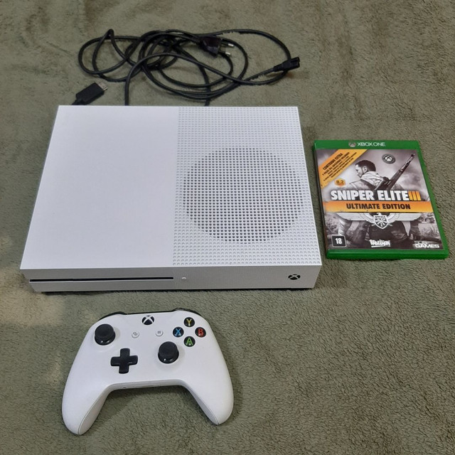 Xbox one S 500GB novo - Foto 2