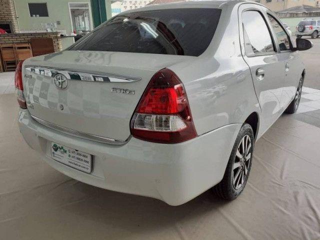 Etios 1.5 Sedan Platinum 8v 2016 - Foto 7