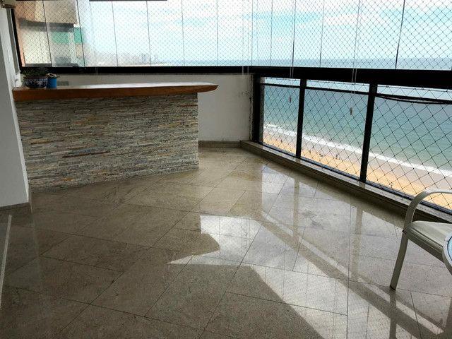 Frente Mar 4 quartos 2 suites 250m2 Lindo - Foto 5