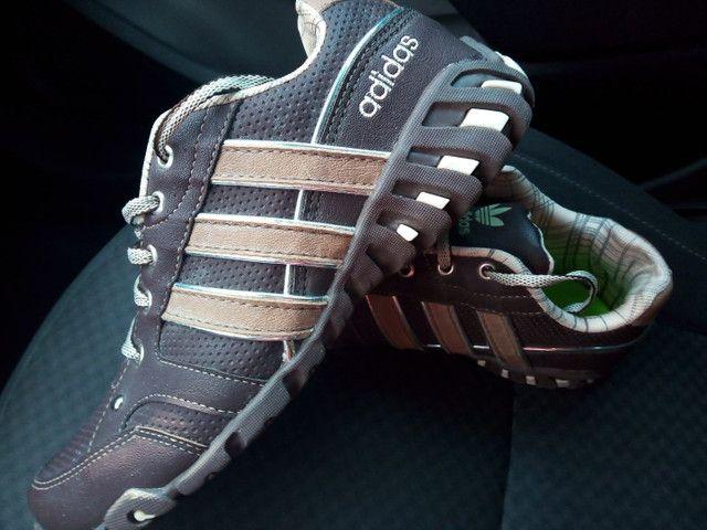 Sapato da Adidas N 41 novo - Foto 2