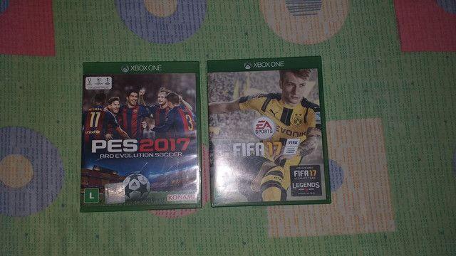 Jogos de futebol para xbox one