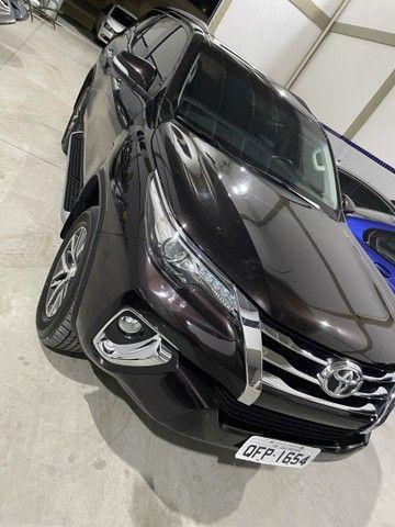 Toyota sw4 srx 2017 7 lugares