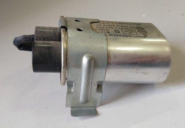 Capacitor 0.85 Micro-ondas Panasonic Piccolo NM-ST354WRUN  - Foto 3