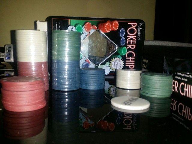 Fichas de Poker - Poker Chips  - Foto 2