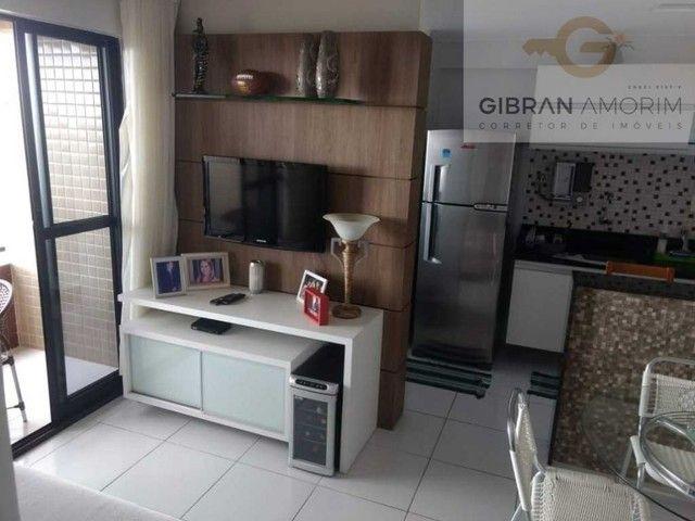 Apartamento à venda com 2 dormitórios em Manaíra, João pessoa cod:40608