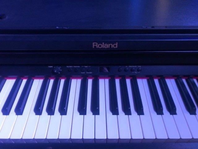 Piano Eletrônico Roland RP301 SP - Foto 3