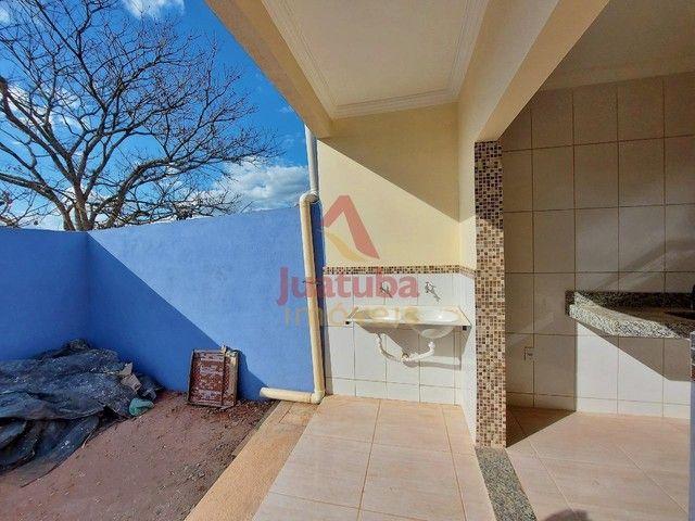 Vende-se Casa com 2 Quartos Moderna, em Juatuba   FINANCIAMENTO   JUATUBA IMÓVEIS - Foto 12