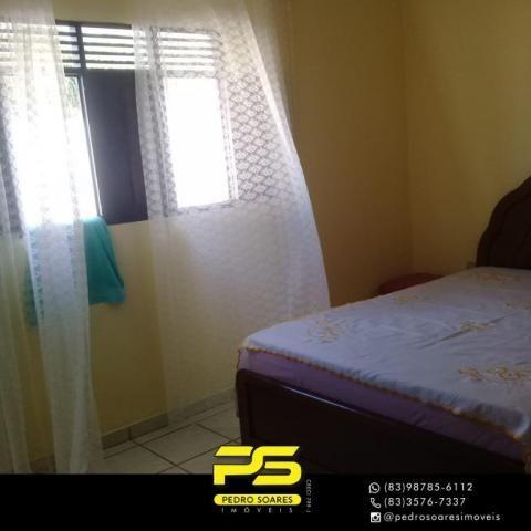 Casa com 3 dormitórios à venda, 158 m² por R$ 600.000 - Jardim Cidade Universitária - João - Foto 8