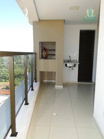 Apartamento com 2 dormitórios para alugar, 98 m² por R$ 2.000,00/mês - Conjunto A - Foz do - Foto 4