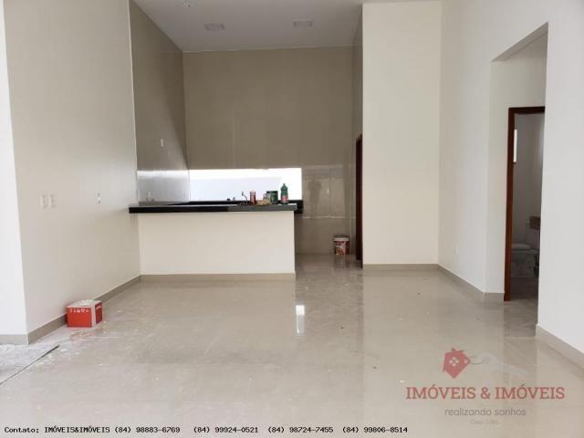 Casa em Condomínio para Venda em Parnamirim, PARQUE DAS NAÇÕES, 3 dormitórios, 3 suítes - Foto 8