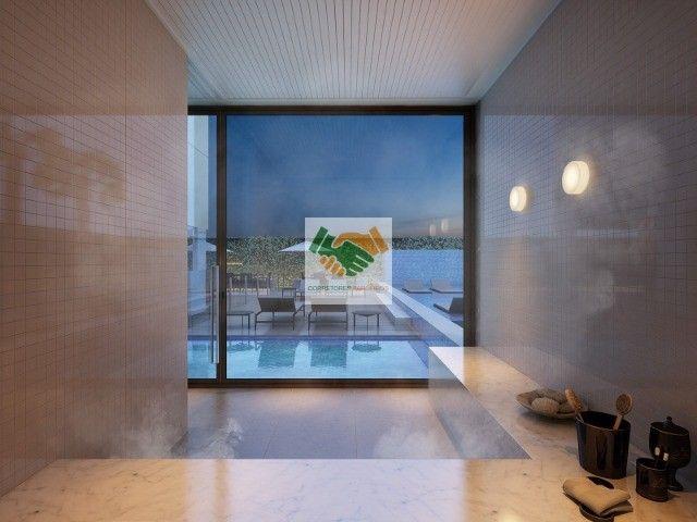 Novos apartamentos de luxo com 3 e 4 quartos à venda no bairro Funcionários em BH - Foto 3