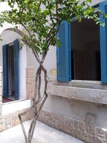 Casa à venda com 5 dormitórios em Jardim botânico, Rio de janeiro cod:SCV3092M - Foto 2