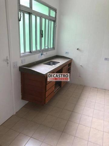 Sobrado com 4 dormitórios para alugar, 195 m² por R$ 2.000,00/mês - Rudge Ramos - São Bern - Foto 12