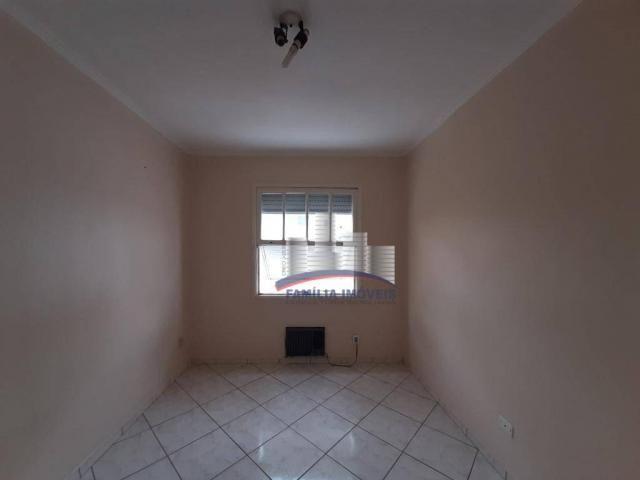 Apartamento com 2 dormitórios para alugar por R$ 1.799,98/mês - Encruzilhada - Santos/SP - Foto 16