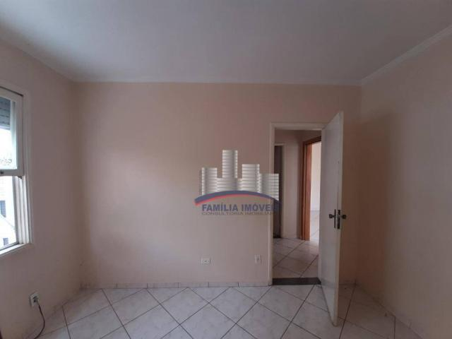 Apartamento com 2 dormitórios para alugar por R$ 1.799,98/mês - Encruzilhada - Santos/SP - Foto 19