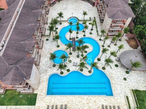 Apartamento com 1 dormitório à venda, 46 m² por R$ 285.000,00 - Cumbuco - Caucaia/CE - Foto 11