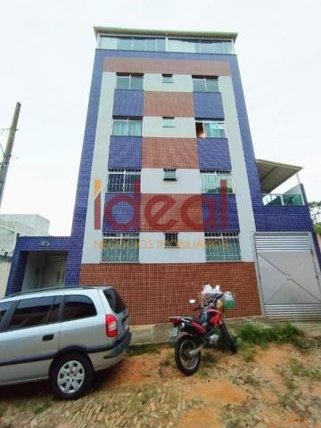 Cobertura para aluguel, 3 quartos, 1 suíte, 1 vaga, Santa Clara - Viçosa/MG