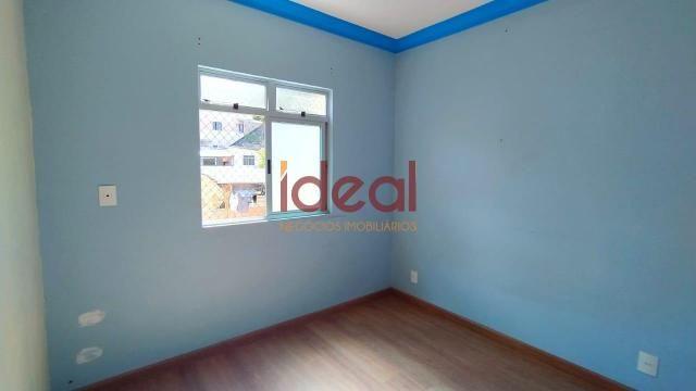 Cobertura para aluguel, 3 quartos, 1 vaga, Fátima - Viçosa/MG - Foto 7