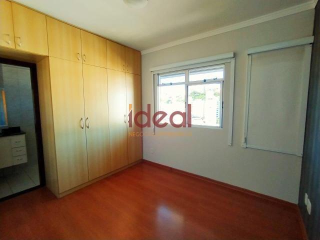 Apartamento para aluguel, 2 quartos, 1 suíte, 1 vaga, Centro - Viçosa/MG - Foto 5