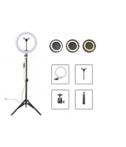 Ring Light 10 Polegadas (26 cm) - C/Tripé de 2,10 m ajustável - Foto 2