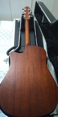 Violão Crafter Lite De Sp/n Com Bag Original - Foto 6
