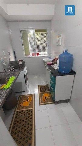 Apartamento para alugar, 57 m² por R$ 1.400,00/mês - Turu - São José de Ribamar/MA - Foto 2