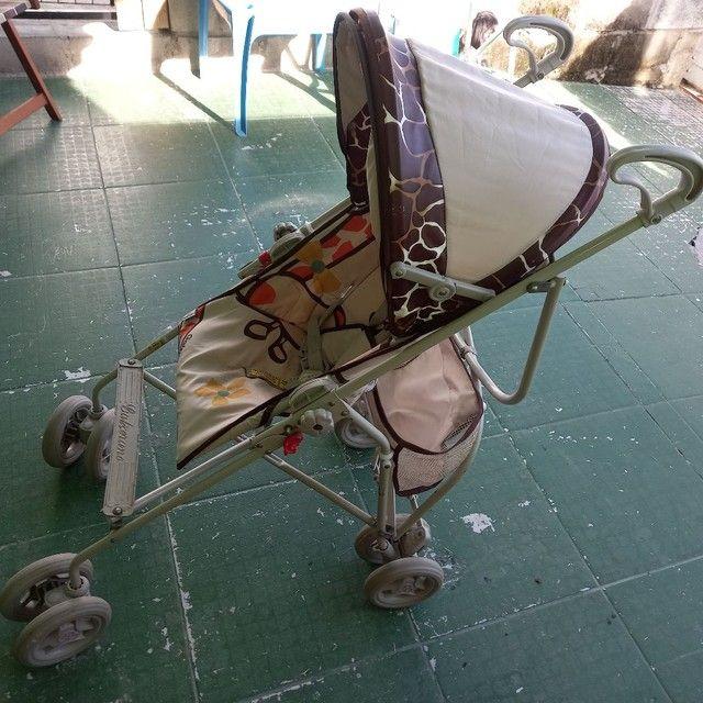 Cadeira criança triciclo carrinho bicicleta  - Foto 6