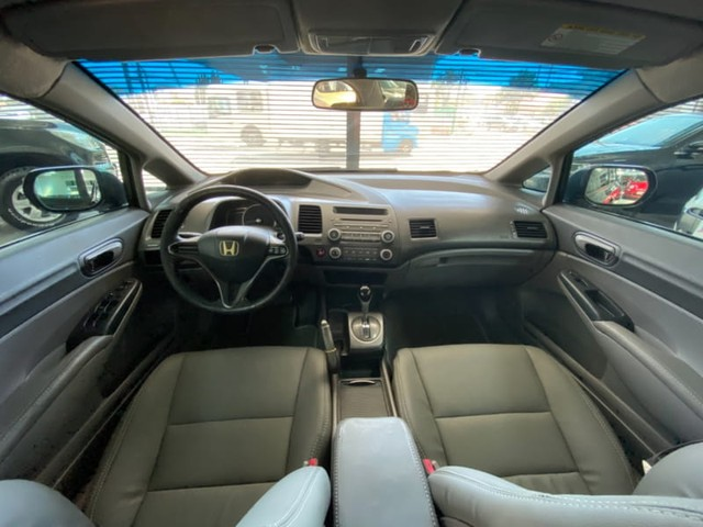 Honda Civic Lxs 1.8 Aut Flex - Foto 8