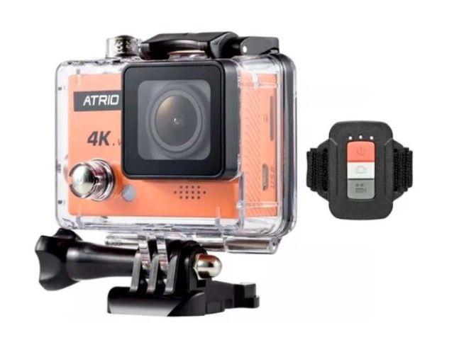 Câmera de Ação FullSport 4K Átrio
