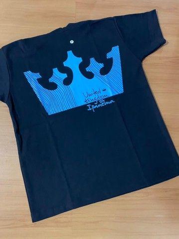 Camisas Malhão Osklen - Foto 2