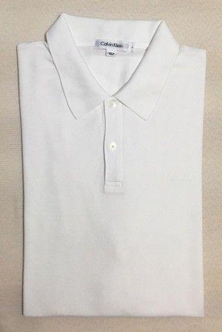 Camisa Polo Calvin Klein L - Original