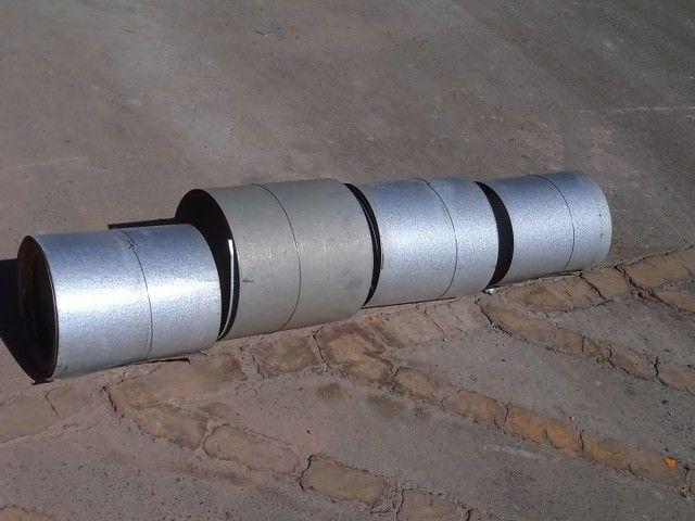 Chapa de zinco